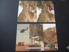 2 Bronte Bridge  Postcards  nr the  Pennine Way, Sowerby Bridge Keighley Colne,