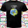 YES *Fragile English Rock Band Men's Black T-Shirt Size S to 3XL