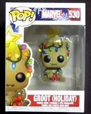 Funko Pop Marvel Holiday Groot - Stylized Vinyl Figure 530