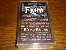 Fight CASSETTE War Of Words