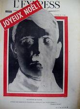 HITLER NAZISME COMMENT L'ALLEMAGNE EST DEVENUE FOLLE ALGERIE OAS L'EXPRESS 1961