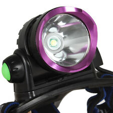 High Power 10W 1800LM CREE XM-L T6 LED 3-Modes Bicycle Light Headlamp + Charger