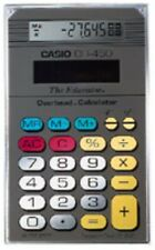 Casio Sl-450 Overhead Calculator *New*