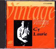 CY LAURIE- Vintage Vol.1 CD (NEW Lake Jazz 2007) Alan Elsdon/Sonny Morris 50s