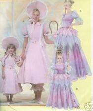 OOP Fairy Princess Mary Had a Little Lamb costume PATTERN McCalls 4622 Girls 3-8