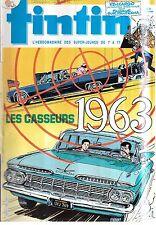 B20- Tintin N°559 Les casseurs,Ken Cargo
