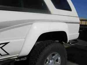 "1984-1988 Toyota Pickup/4Runner Showcars  4"" Rear Flares"