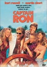 RUSSELL,KURT-Captain Ron DVD NEW