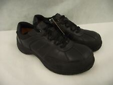 Dunham By New Balance Mens 8.5 Steel Toe Safety Shoes Sneakers NWT