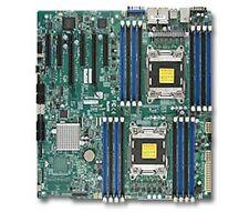 Supermicro X9DRE-LN4F Dual socket R (LGA 2011) Extended ATX motherboard