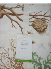 NWT POTTERY BARN FOUNDATIONS SEA LIFE TWIN DUVET (COMFORTER COVER) FISH TROPICAL