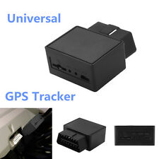 1x MINI 16PIN OBD II Car GPS Realtime Tracker Mini OBD2 Tracking Device GSM GPRS