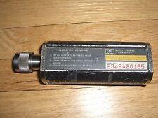 HP / Agilent 8484A Power Sensor **TESTED**10MHz 18GHz 300pW 10uW (-70dBm -20dBm)
