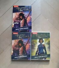 Legend of Korra Book 3 and 4 - DVD Zone 1