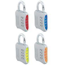 Master Lock 653D Personalized Number Padlock - 1 Lock