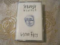 MC Glenn Frey Strange Weather Tape MCA 10599 Musikkassette