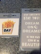 Bethany Mota Sticker & Stencil