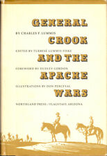 Charles F Lummis / General Crook and the Apache Wars First Edition 1966