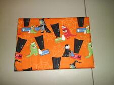 1-Children on Halloween Trick or Treat King Size Pillowcase   New & Handmade!