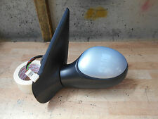 2002 PEUGEOT 206CC 206 CC PASSENGER NEAR SIDE WING DOOR MIRROR - WHITE CONNECTOR