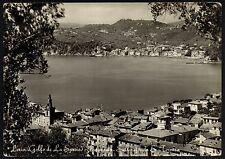 AD1041 La Spezia - Provincia - Lerici - Panorama - Sullo sfondo S. Terenzo