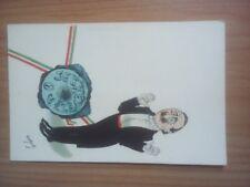 Cartolina Vandock segretezza.