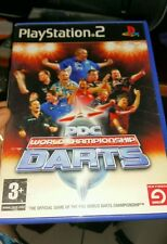 PDC World Championship Darts (no booklet) PLAYSTATION 2 PS2 -   FREE POST