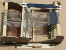 Mini Rigid Heddle Loom based on the FabFiber Design