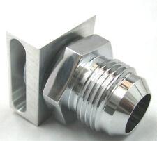 10AN No Weld Vacuum Baffle for Racing Vacuum Pump Polished Show Chrome