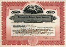 American Railway Supply Company