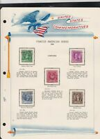 united states commemoratives famous american composers1940 stamps page ref 18257