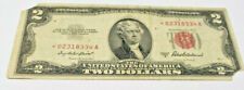 1953A $2 (Two) Dollar Bill   *RED SEAL - STAR NOTE*  **FREE SHIPPING**