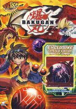 BAKUGAN - BATTLE BRAWLERS VOL. 2 (BILINGUAL) (DVD)