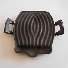 Grille viande TOSTADOR Raymond LOEWY Le Creuset art déco made in France N3458