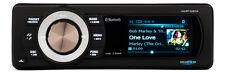 Aquatic AV 72W x 4 Bluetooth USB iPod MP3 AUX Replacement Radio for Harley 98-13
