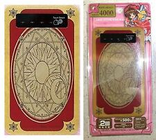 Cardcaptor Sakura Lithium Ion Polymer Battery Charger Clow Card CLAMP License NW