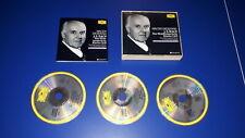 Johann Sebastian Bach -Clavicembalo Ben Temperato - cofanetto 3 Cd + inserto /EX