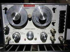 Wavetek 1801b Sweepsignal Generator 950mhz H21
