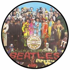 The Beatles SGT PEPPER'S LONELY HEARTS CLUB Limited NEW PICTURE DISC VINYL LP