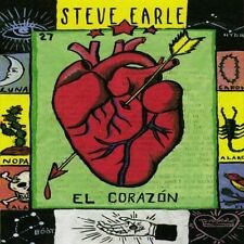 Steve Earle - El Corazon 1st Class Post