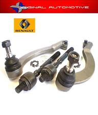 FOR RENAULT MASTER II 98-10 FRONT LEFT & RIGHT INNER & OUTER TIE TRACK ROD ENDS