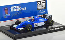 1:43 Minichamps Ligier JS39B Test Estoril Schumacher 1994