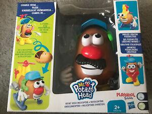 Playskool Friends Mr Potato Head Fryin' High Helicopter Toys NEW Gift Idea
