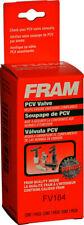 Pcv Valve -FRAM FV184- PCV VALVES
