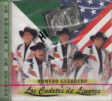 Homero Guerrero y Los Cadetes De Linares LA Pelona y La Peluda CD Nuevo sealed