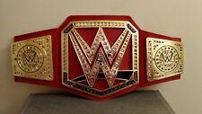 WWE Rouge Universel championnat de catch Ceinture Roman Reigns Brock Lesnar