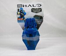 New Mega Bloks Halo Metallic Series Figure Drop Pod 19 Piece Set