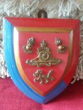More details for battery the dragon troop china royal artillery regiment badges mess plaque