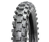 BLACKROCK Motocross MX 4 Rear Tyre Deal - 110/90-19 HARD 250-250F-450F-450 Tyres