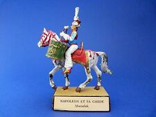 Rare timbalier  MDM - Napoléon et sa Garde - Dragons - Mameluk - Lead soldier